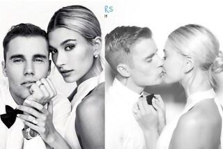 Hailey Baldwin sposa per la seconda volta Justin Bieber: abito bianco come quello di Meghan Markle