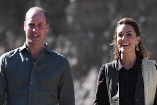 Kate e William non hanno portato i figli in Pakistan: Royal tour troppo pericoloso per i principini