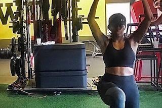 Michelle Obama in leggings e reggiseno sportivo, rivela il suo segreto per tenersi in forma
