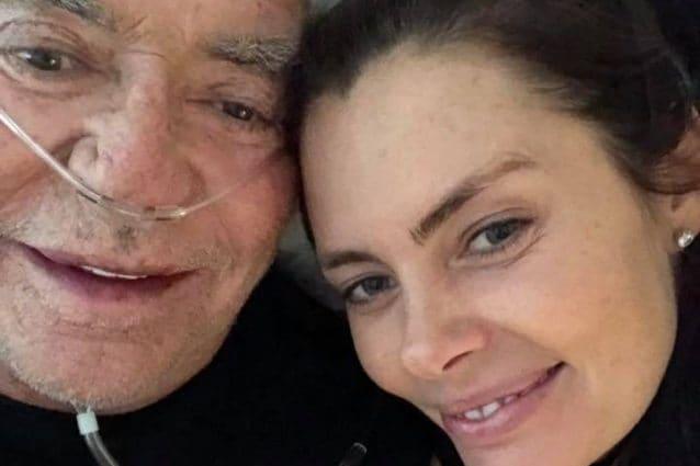 Roberto Cavalli ricoverato in ospedale: