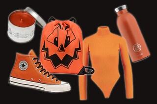 L'arancio è il colore must per l'autunno 2019 (perfetto per Halloween)