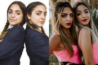 Le gemelle Fazzini ieri e oggi, come sono diventate Cora e Marilù de Il Collegio 3