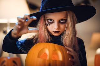 Trucco di Halloween per bambini: 10 idee da paura facili da realizzare