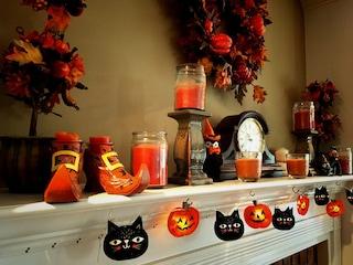 Idee creative e fai da te per decorare la casa ad Halloween