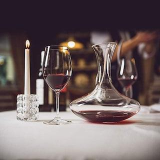 I migliori decanter che esaltano la qualità del vino
