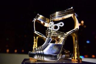 Le scarpe più care al mondo: oro, diamanti e frammenti di meteorite per il modello da 20 milioni