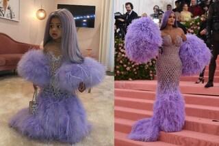 Stormie travestita da mamma Kylie Jenner, il look mini me per Halloween è il più adorabile di sempre