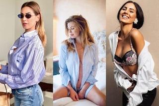 Camicia oversize da uomo: come la indossano le star e i modelli di moda per l'inverno 2020