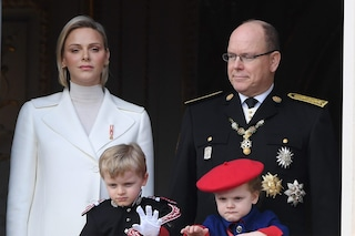 Jacques e Gabriella di Monaco, i dolci principini non capiscono ancora il lavoro di mamma e papà