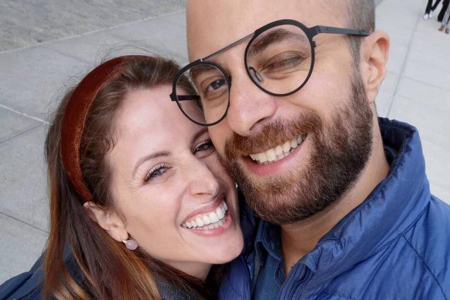 Famoso Clio Make-Up compie 37 anni, la dedica a sorpresa del marito è HU72