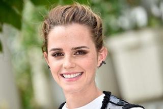 Emma Watson e l'espressione che fa impazzire le donne: non sono single, sono in coppia con me stessa