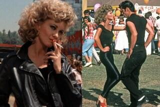 Grease, i leggings e il chiodo di pelle di Olivia Newton John venduti all'asta a quasi 400mila euro