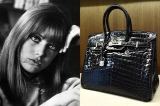 Jane Birkin, la diva che ha ispirato Hermès: la storia della borsa diventata icona