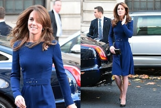 "Kate Middleton cambia look, ora i capelli li porta vaporosi e ""spettinati"""
