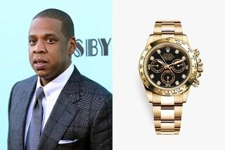 La festa di lusso di Jay-Z, l'invito è un Rolex da quasi 40mila euro