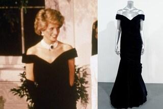 Lady Diana, all'asta l'abito indossato per ballare con John Travolta: si partirà da 400mila euro