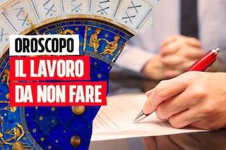 Oroscopo: il lavoro che ogni segno zodiacale non dovrebbe mai fare