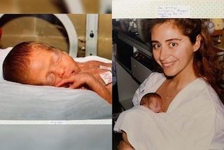 """Valentina Ferragni parla della sua nascita prematura: """"In incubatrice per 3 mesi, pesavo 890 gr"""""""