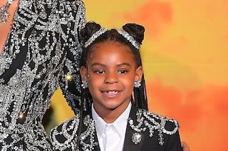 Blue Ivy a 7 anni è già una diva: la figlia di Beyoncé ha vinto il primo premio della sua vita