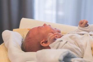 I neonati piangono nella lingua della mamma, è perché provano a imitare il suo modo di parlare