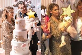"""Costanza Caracciolo celebra il primo anno da mamma: """"Stellina, mi hai riempito la vita d'amore"""""""