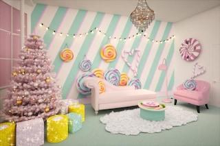 Una casa di zucchero filato e cioccolato, per gli amanti dei dolci è un sogno che diventa realtà