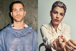 Da Mahmood a Emma Marrone, lo stile dei cantanti più cliccati del 2019