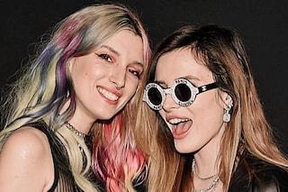 Dani, la sorella di Bella Thorne: sembrano gemelle e hanno la stessa passione per i capelli colorati