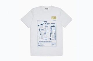 """Diesel lancia la t-shirt più cara del mondo, costa quasi 5 milioni di euro e nasconde un """"segreto"""""""
