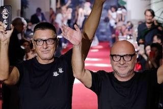 Dolce&Gabbana deve risarcire Maradona, non poteva far sfilare la modella con la sua maglietta