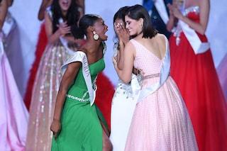 Miss Mondo 2019, quando l'amicizia al femminile è capace di andare oltre la rivalità