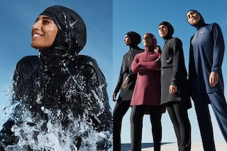 I primi costumi per donne mussulmane, sembrano tute con lo hijab: così Nike rende lo sport inclusivo