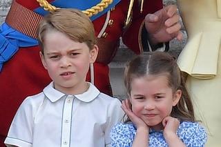 Il debutto natalizio di George e Charlotte, parteciperanno alla tradizionale passeggiata reale