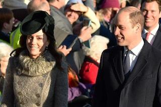 Kate Middleton e il principe William passano il Natale separati, è per volontà della regina