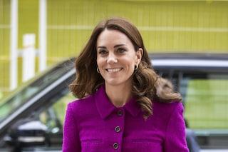 Kate Middleton presenta la sua cameriera, è italiana e ha lavorato con la regina per 13 anni