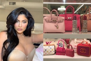 Kylie Jenner, la sua collezione di borse rosa è da capogiro: vale più di 100mila euro