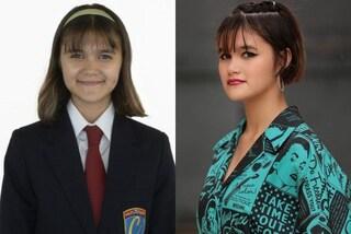 Maggy Gioia, dal frontino ai capelli corti: l'evoluzione di stile della studentessa dopo Il Collegio