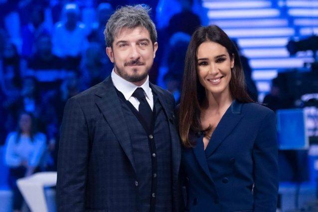 Federica Panicucci e Marco Bacini: