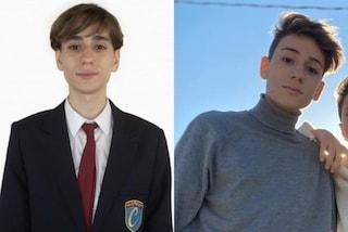 Mario Tricca, dal ciuffo ai capelli corti: l'evoluzione di stile dello studente dopo Il Collegio 4