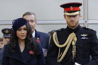 """Che fine hanno fatto Meghan Markle e il principe Harry? La coppia reale è """"scomparsa"""""""