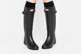 Stivali Wellington, le scarpe da pioggia nate nell'800 e ancora oggi tra le più trendy dell'inverno