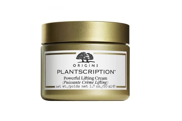 In foto: Plantscription Power Lifting Cream – Origins