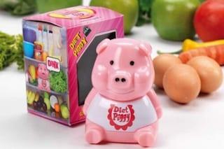 Diet Piggy, il miglior alleato della dieta dopo le feste