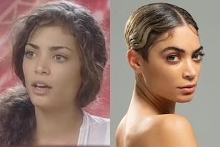 Elodie prima e dopo, com'è cambiata la cantante di Sanremo 2020