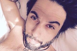 Francesco Sarcina, il significato del tatuaggio dedicato a Clizia Incorvaia