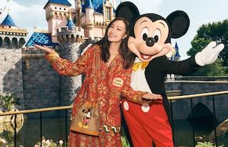 Gucci, la nuova collezione a tema Topolino è un omaggio al Capodanno cinese