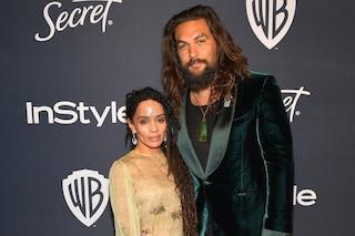 Jason Momoa in canottiera ai Golden Globe 2020: quello che ha fatto per Lisa Bonet è super romantico