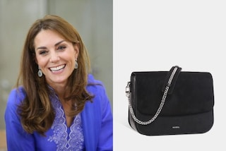 Kate Middleton, il regalo di compleanno più originale è una borsa vegana prodotta con bucce di mela