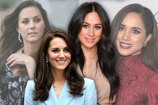 Kate Middleton e Meghan Markle: bellezze reali a confronto