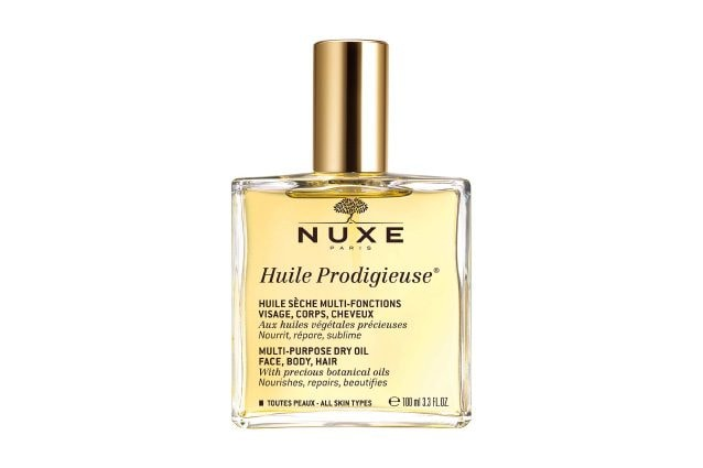 In foto: Huile Prodigieuse – Nuxe